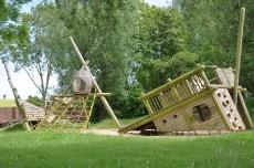 Abenteuer Spielplatz Ferienpark Achtern Diek