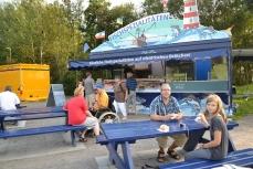 Otterndorf Fischimbiss am Deich