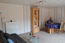 Ferienwohnung Wanna Wohn-Esszimmer